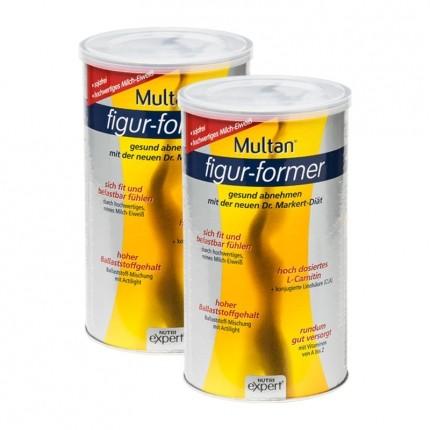Multan figur-former Doppelpack, Pulver