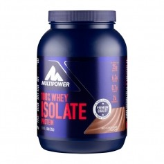 Multipower Pure Whey Isolate Chocolate Dream, Pulver