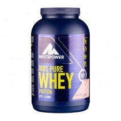 Multipower 100% Whey Protein Strawberry Cream, Pulver
