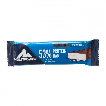 Multipower 50% Protein Bar Coconut