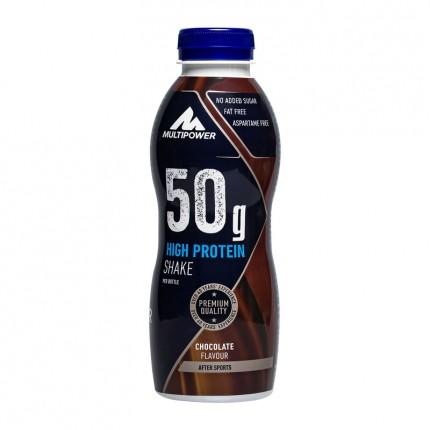 Multipower 55 g Protein Shake, Schokolade (500 ml)