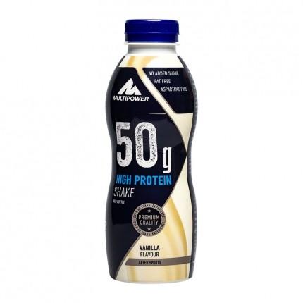 Multipower 55g Protein Shake, vanilje