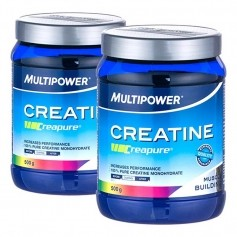 Multipower Creatine Pulver Doppelpack