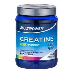 Multipower Creatine, Pulver