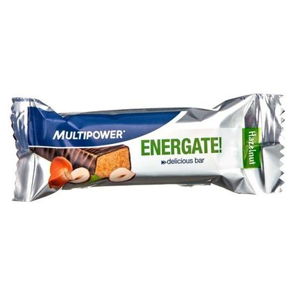 Multipower Energate Hazelnut Bar