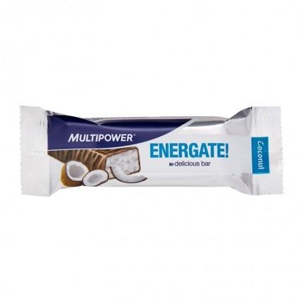 6 x Multipower Energate Kokos, Riegel