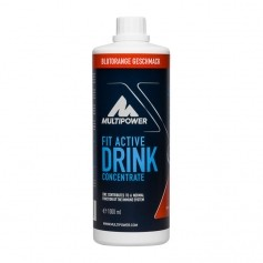 Multipower Fit Active Blood Orange Concentrate
