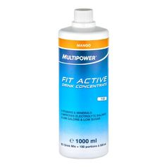 Multipower Fit Active Mango, Konzentrat
