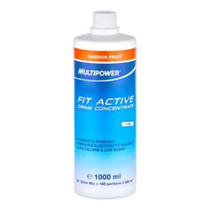 Multipower Fit Active Maracuja, Konzentrat
