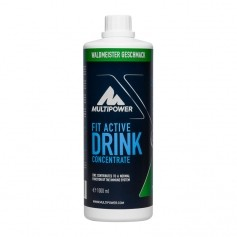 Multipower Fit Active Woodruff Concentrate
