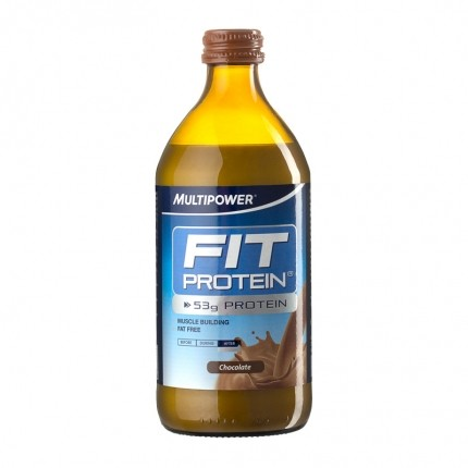 Fit Protein 500ml Choklad M