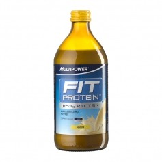 Fit Protein 500ml Vanilla M