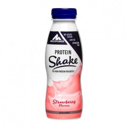 Multipower Fitness Shake Strawberry