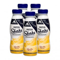 5 x Multipower Fitness Shake Vanilla
