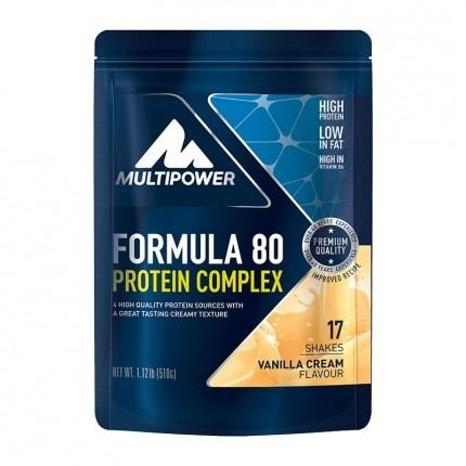 Multipower Formula 80 Evolution Vanille, Pulver