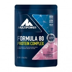 Multipower Formula 80 Evolution Blueberry Yoghurt Powder