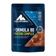 Multipower Formula 80 Evolution Chocolate Powder