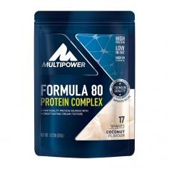 Multipower Formula 80 Evolution Coconut Powder