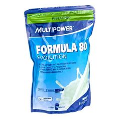 Multipower Formula 80 Evolution Pistazie, Pulver
