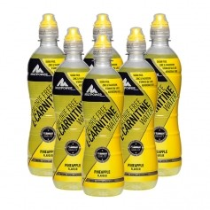 6 x Multipower L-Carnitin Drink Ananas