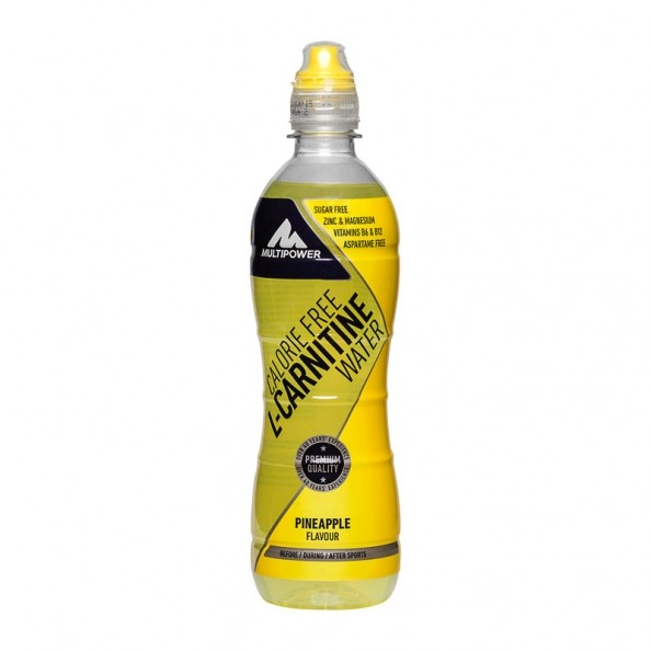 Multipower L-Carnitin Drink Pineapple Restores Energy