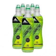Multipower, L-Carnitine Drink, fruits tropicaux, lot de 6