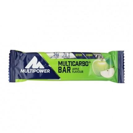 6 x Multipower Multicarbo Bar Apfel