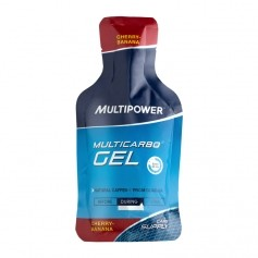 Multipower Multicarbo Gel Cherry-Banana