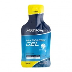 Multipower Multicarbo Gel Lemon