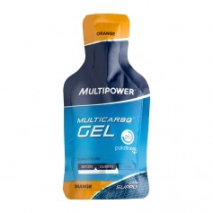 Multipower Multicarbo Gel Orange