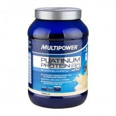 Multipower Platinum Protein 90 Vanille, Pulver