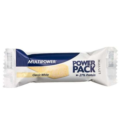 Multipower Power Pack Classic White Bar