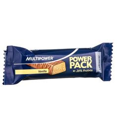Multipower Power Pack Vanilla Bar