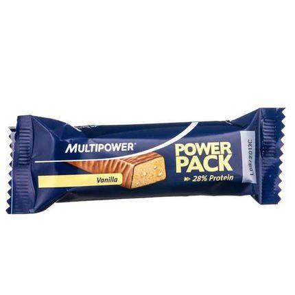 Multipower Power Pack Vanille, Riegel