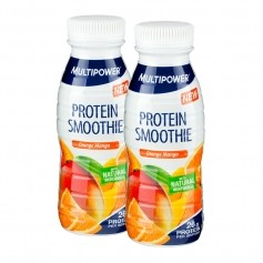 2 x Multipower Protein Smoothie Orange Mango