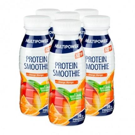Protein Smoothie, Orange-Mango (6 x 330 ml)