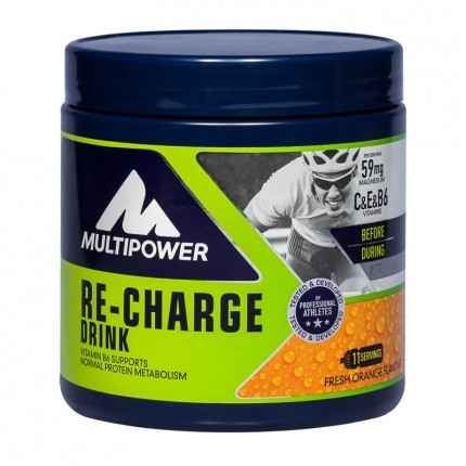 Multipower Re-Charge Drink, Pulver