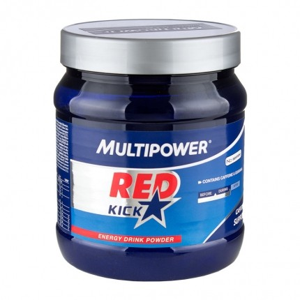Multipower Red Kick, Pulver