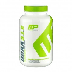 Musclepharm, BCAA, gélules