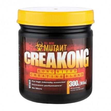 Mutant Creakong, Pulver