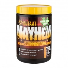 Mutant Mayhem Green Apple Crush, Pulver