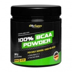 My Supps BCAA, Pulver