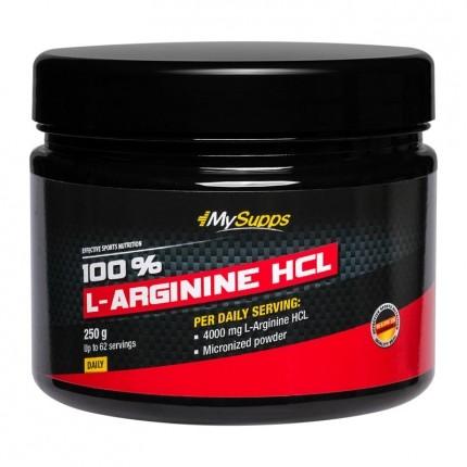 My Supps L-Arginin, Pulver (250 g)