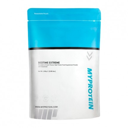 MyProtein Bedtime Extreme Strawberry Cream, Pulver