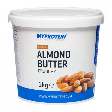 MyProtein Mandelbutter Crunchy
