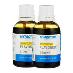 MyProtein FlavDrops, Banane, Aromatropfen