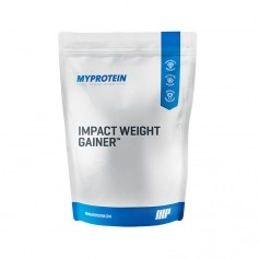 MyProtein Impact Weight Gainer Strawberry Cream, Pulver