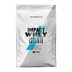 MyProtein Impact Whey Isolate Strawberry Cream, Pulver
