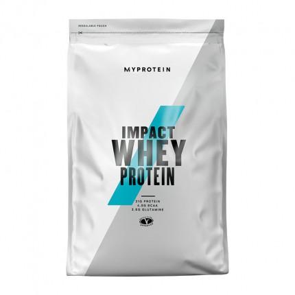 MyProtein Impact Whey Protein Chocolate Smooth, Pulver