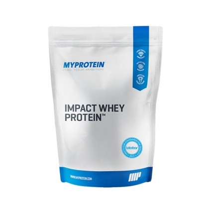MyProtein Impact Whey Strawberry Stevia, Pulver